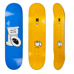 Polar Brady Toilet Deck 8.5