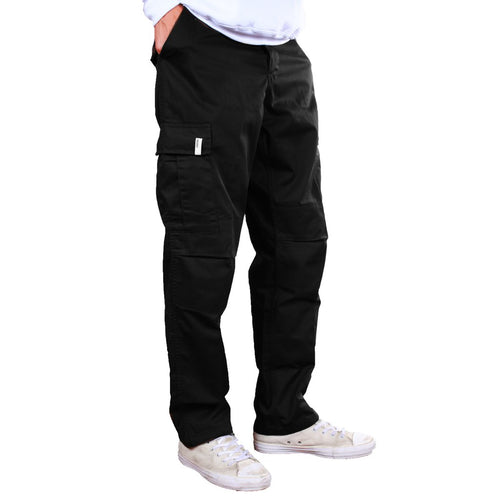Theories Swat Cargo Pant - Black