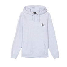 Load image into Gallery viewer, Stussy Basic Hood - Ash Heather