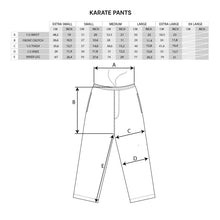 Load image into Gallery viewer, Polar Karate Pant - Ecru/Burgundy