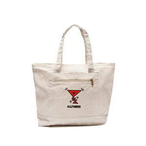 Alltimers Action Tote Bag - Tan