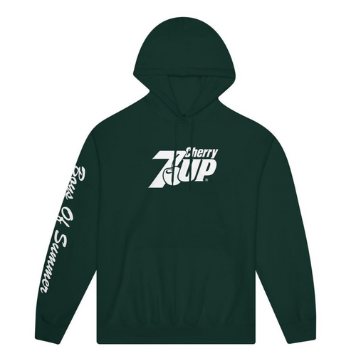 Boys of Summer Pemex Hoodie - Dark Green