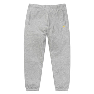 Carhartt WIP Chase Sweat Pant - Dark Heather Grey