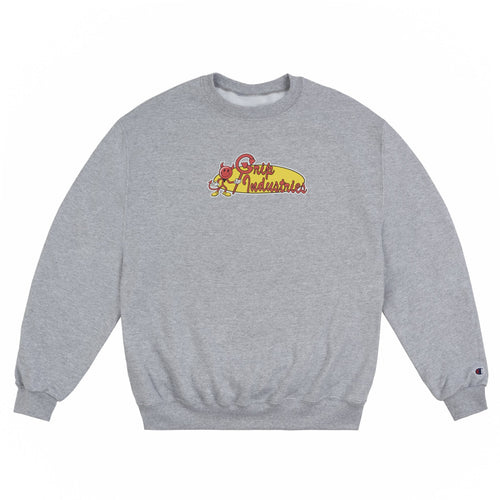 Classic Grip Industries Crewneck - Grey
