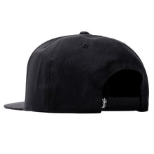 Load image into Gallery viewer, Stussy Stock Cap - Black