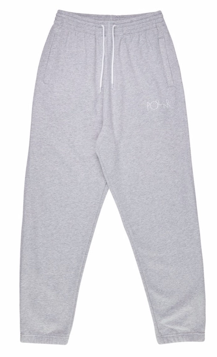 Polar Default Sweat Pants - Sports Grey