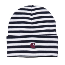 Load image into Gallery viewer, Carhartt WIP Haldon - Dark Navy Stripe