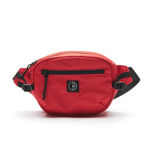 Polar Cordura Hip Bag - Red