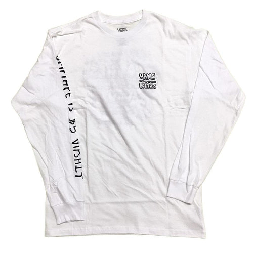 Vans X Lotties Longsleeve - White