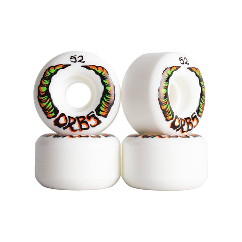 Welcome Orbs Apparitions Wheels - 99A 52mm White