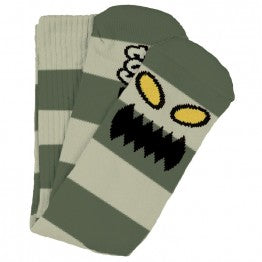 Toy Machine Monster Big Stripe - Green