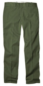 Dickies 874 Regular Fit Work Pant - Olive Green