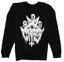 Load image into Gallery viewer, Ninetimes 999 Crewneck - Black