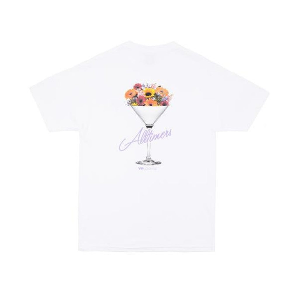Alltimers Bouquet Tee White