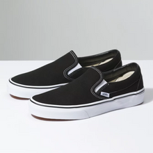 Load image into Gallery viewer, Vans Classic Slip-On - Black