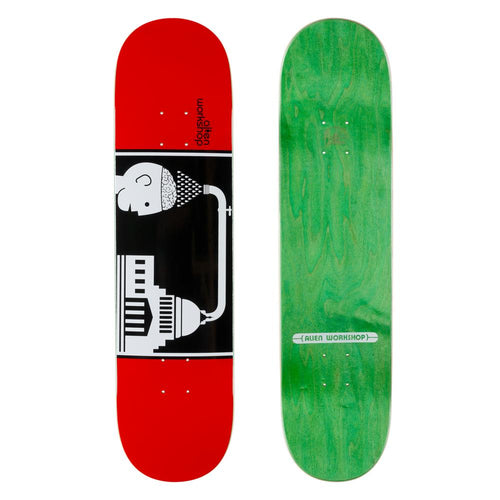 Alien Workshop Brainwash Deck - 8.0
