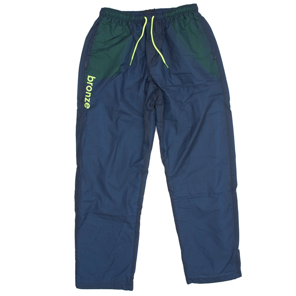 Bronze 56K Sports Pants - Navy/Lime