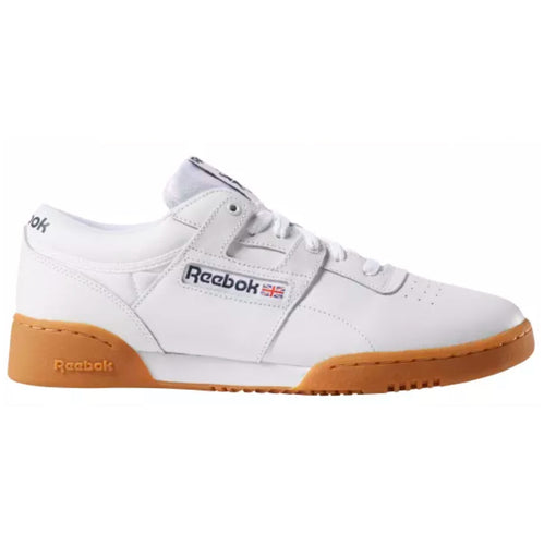 Reebok Workout Low White/Gum