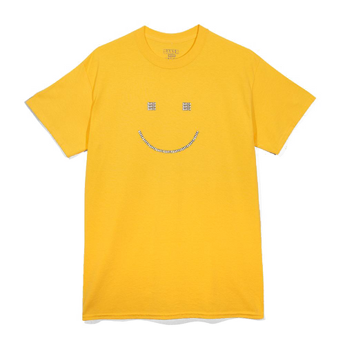 Baker Smiley Tee - Yellow