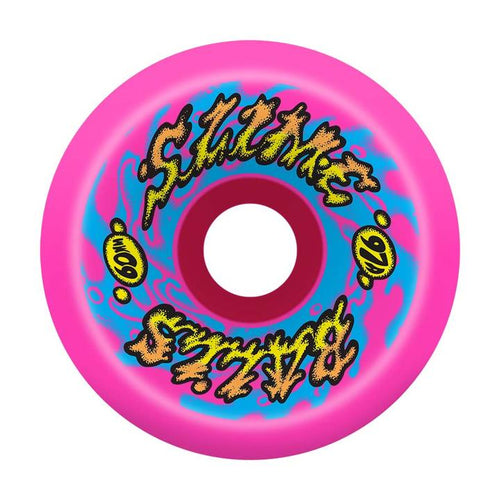 Slime Balls Gooberz Wheels - Pink 97A 60mm