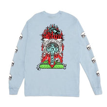 Load image into Gallery viewer, Call Me 917 Max Palmer Rat Fck Longsleeve - Blue L