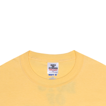 Load image into Gallery viewer, Boys Of Summer Mardi Gras Tee - Daffodil