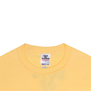 Boys Of Summer Mardi Gras Tee - Daffodil