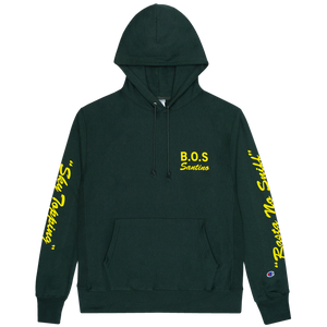 Boys Of Summer Santino Hoodie - Green