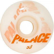 Load image into Gallery viewer, Palace Team Wheel Neon 53