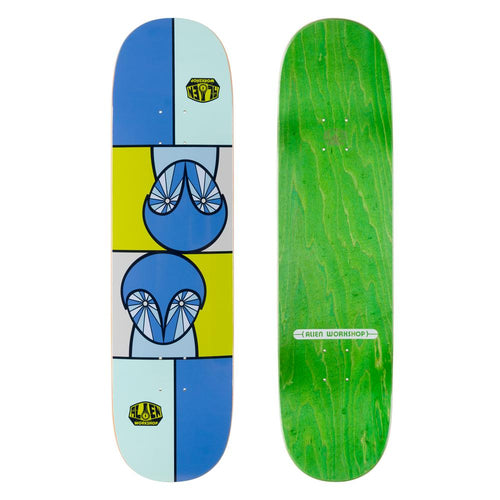 Alien Workshop Owlien Twin Deck - 8.375