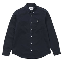 Load image into Gallery viewer, Carhartt WIP Madison Shirt - Dark Navy/White