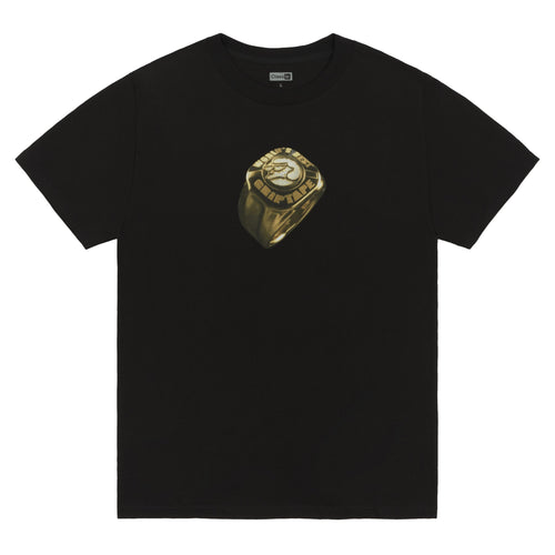 Classic Grip Champion Ring Tee - Black
