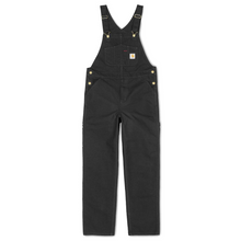 Load image into Gallery viewer, Carhartt WIP Bib Overall - Black
