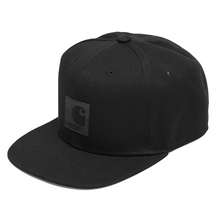 Load image into Gallery viewer, Carhartt Logo Cap - Black