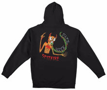 Load image into Gallery viewer, Spitfire X Neckface Demon Hoodie - Black