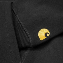 Load image into Gallery viewer, Carhartt WIP Chase Hoodie - Black