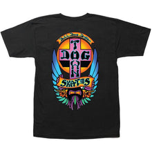 Load image into Gallery viewer, Dogtown Bull Dog Tee Black