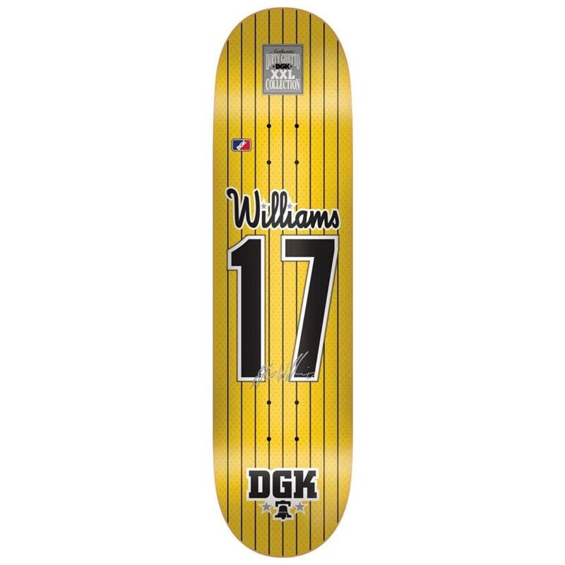 DGK Williams O.G. Deck - 8.25