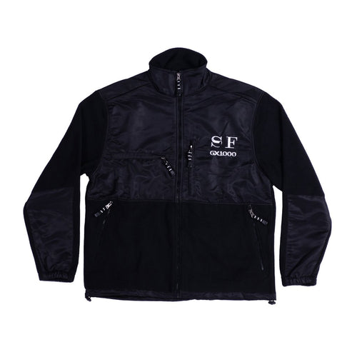 GX1000 SFGX Fleece Jacket - Black