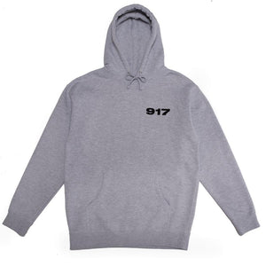 Call Me 917 Bad Baby Hood - Heather Grey