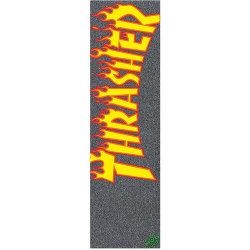 Mob Thrasher Flame Logo Grip Sheet