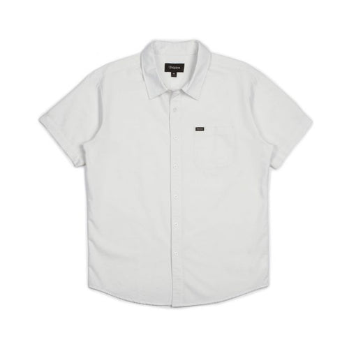 Brixton Charter Button Up - Off White