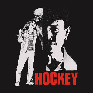 Hockey Friend Tee - Black