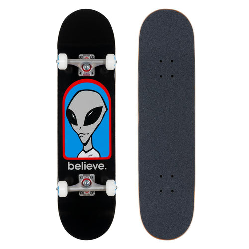 Alien Workshop Believe Complete Black - 8.0