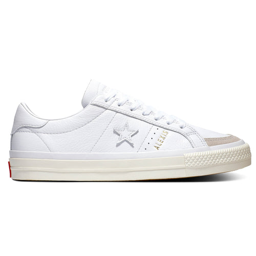 Converse One Star Pro AS - White/Enamel Red