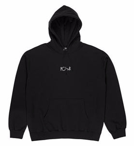 Polar American Fleece Hoodie - Black