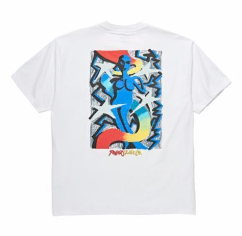 Polar Queen Tee - White