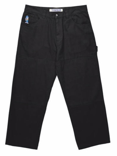 Polar '93 Canvas Pants - Black