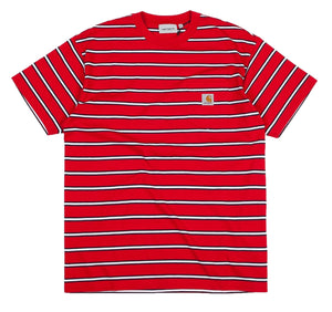 Carhartt Houston Tee - Cardinal
