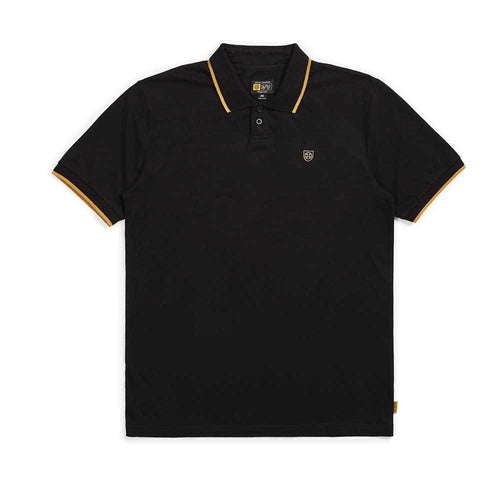 Brixton Guard S/S Polo - Black